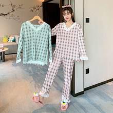 2020 атласная полиэфирная Пижама для женщин пижамный комплект