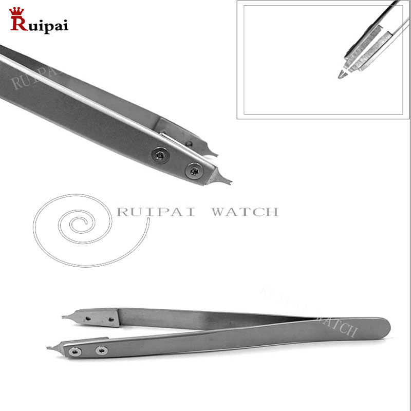 2019 Latest 7825 Spring Bar Tweezer Lug Remover For Watch Repair Tool