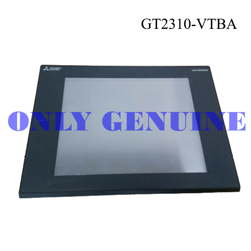 HMI New Mitsubishi GT2310-VTBA 10.4 inches TFT color LCD Touch Pane GT2310VTBA Human Machine Interface