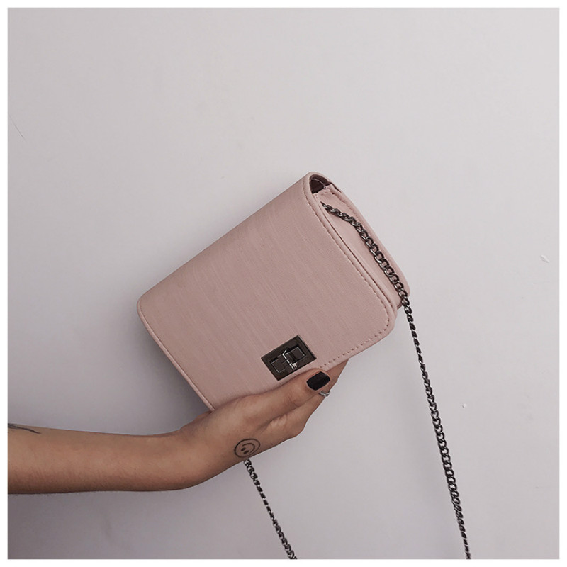 Bags For Women 2020 Luxury Handbag Lady Bag Designer Edition Luxury Wild Girl Small Square Shoulder Bag Bolsa Feminina