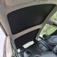 PUSAM for Tesla model 3 or model y Glass Roof Sunshade Car Skylight Blind Shading Net