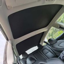 PUSAM for Tesla model 3 or model y Glass Roof Sunshade Car Skylight Blind Shading Net