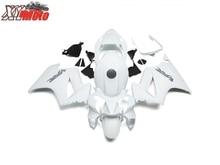 ABS Fairing Kit For Honda VFR800 2002-2012 Motorcycle Injection plastic Fairings 02-12 Gloss White Bodyworks