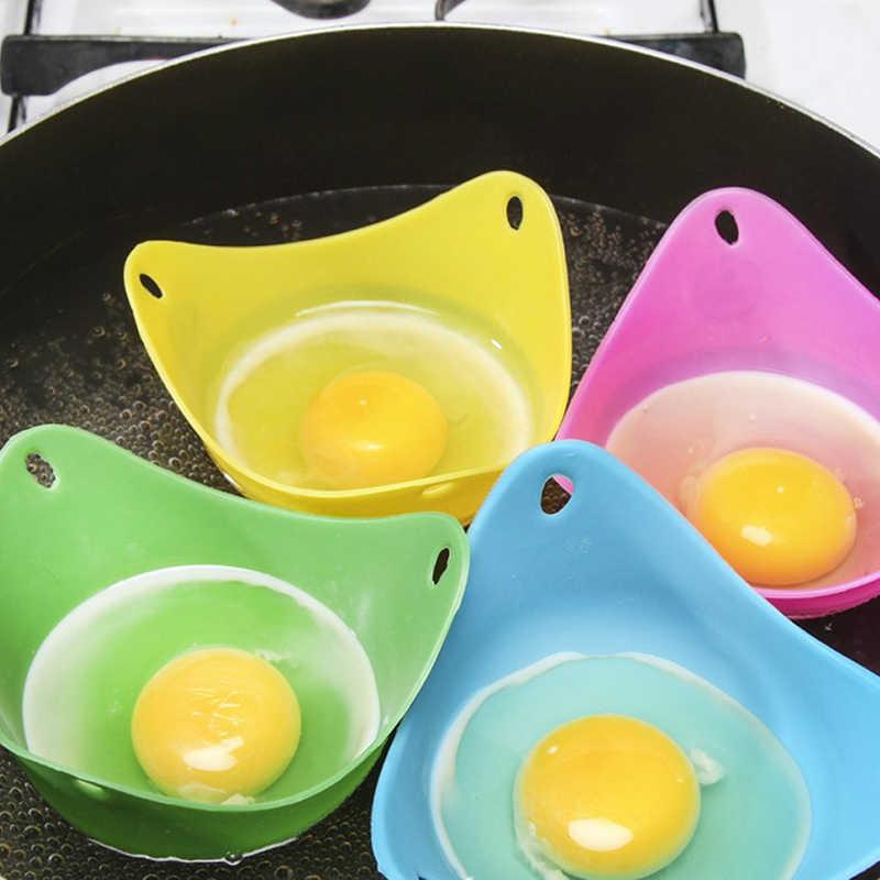 อร่อยและ Healthy ต้มไข่ห้องครัวซิลิโคนไข่ไข่ Steamer เครื่องมืออุปกรณ์เสริม Dropshipping