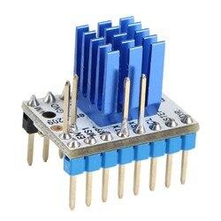 1 Pc/5 sztuk części drukarki 3D TMC2209 V2.1 wyciszenie sterownik silnika krokowego Silent 3D drukarki akcesoria 5.5V napięcie