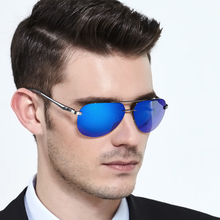 Vintage Aluminum Magnesium Polarized Sunglasses Brand Designer Aviation Sun Glasses Coating Lens Driving Shades for Women/Men