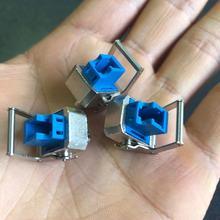 Yokogawa AQ1210 AQ1200 AQ7275 JDSU MTS 6000 Anritsu MT9083 OTDR LC 광섬유 커플러 LC 범용 어댑터 LC 변환기 인터페이스