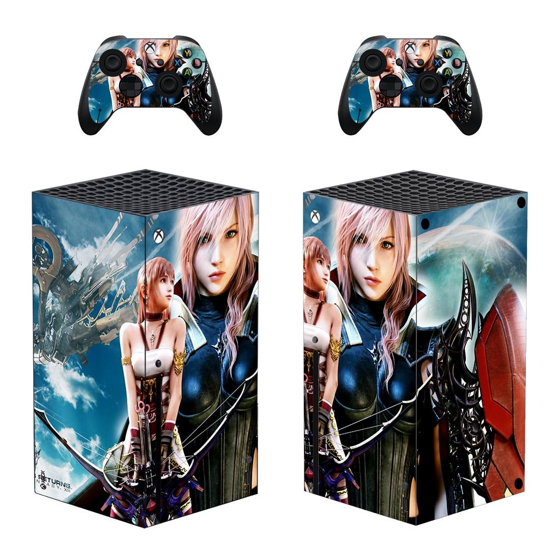 para xbox série x console e 2