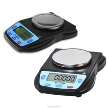 Balance analytique numérique électronique de laboratoire, SF-400D g/500g, noire, compacte et multifonctionnelle, précision S22 20, 0.01