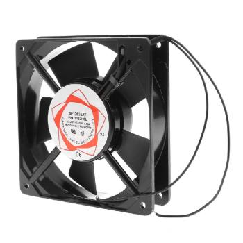 Drop Ship&Wholesale SF12025AT 2122HSL 12025 120mm Sleeve Bearing 220-240V AC 2-Wire Case Cooling Fan Nov.19 - discount item  37% OFF Household Appliances