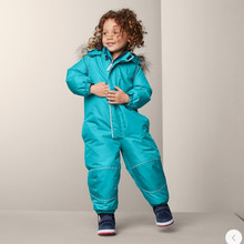 Children's one-piece ski clothing, quilted waterproof, male and female baby climbing clothes, foreign trade original single boy