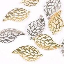 Connectors Accessories Crafts-Supplies Filigree-Wraps Scrapbook-Decor Flower Silver Gold