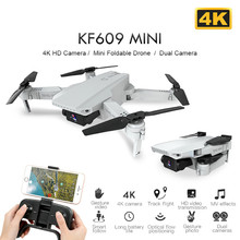 ZLRC KF609 RC Drone 4K 720P HD Camera Mini Foldable Quadcopter WIFI FPV Selfie Drones Quadrocopter Helicopter Toy Kids VS M71(China)