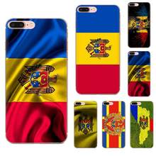 De Coque para Galaxy Grand A3 A5 A7 A8 A9 A9S On5 On7 Plus Pro estrella 2015, 2016, 2017, 2018 moldova bandera(China)