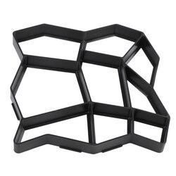 Forma do kostki brukowej ogród spacer chodnik forma betonowa DIY ręcznie kostka brukowa cegła cementowa kamienna droga formy betonowe Pathmate Mou|Formy do kostki brukowej|   -