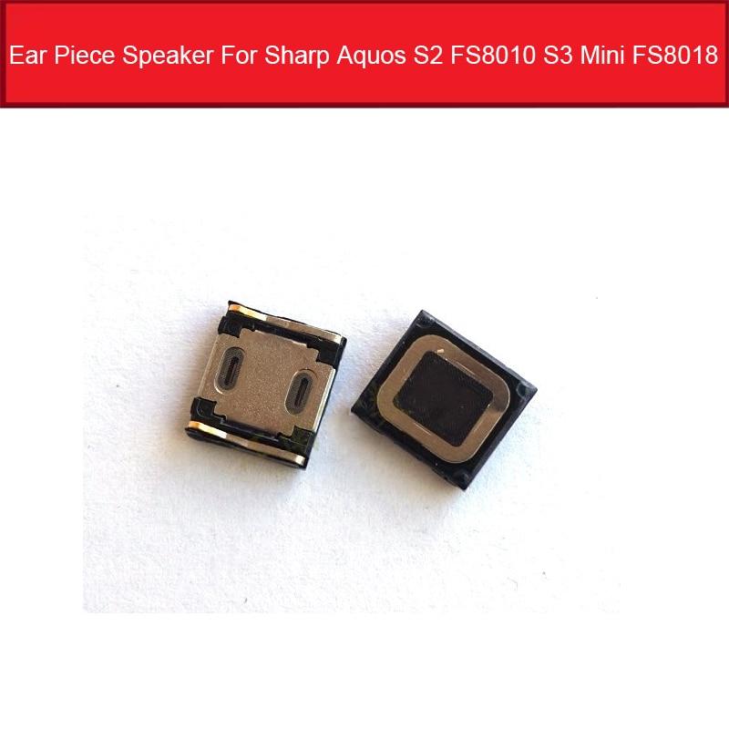 Earpiece Speaker For Sharp Aquos S2 FS8010 S3 Mini FS8018 Ear Speaker Sound Earphone Ear Piece Replacement Repair