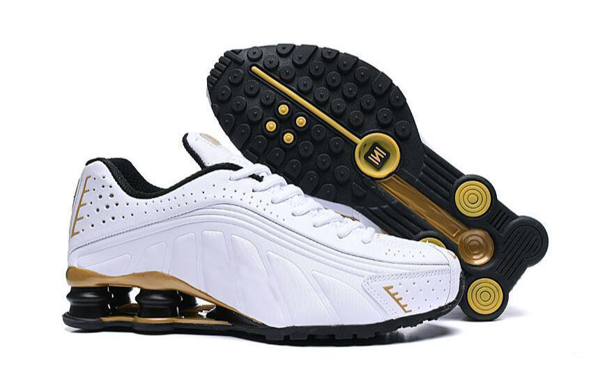 entire collection great prices lower price with Super Promo #d383 - 2020 New Shox R4 Mens Designer Running Shoes ...