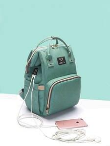 Сумка для подгузников, водонепроницаемый дорожный рюкзак для беременных, сумка для кормления, сумка для детской коляски