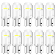 T10 w5w wy5w 12v cob lâmpada led luzes do carro sinal para volkswagen golf 4 5 6 7 polo tiguan passat touran scirocco besouro