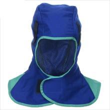 High Quality Breathable Welding Headgear Washable Protection Hood Flame Retardant Helmet For Welder