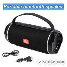 Rádio fm altavoces alto-falantes bluetooth à prova dtwágua tws boombox subwoofer alto-falantes entrada caixa de som amplificada portatil