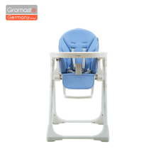 Folding high chair feeding children highchair adjustable baby dinner chair infant seat dining chair kids portable eating table