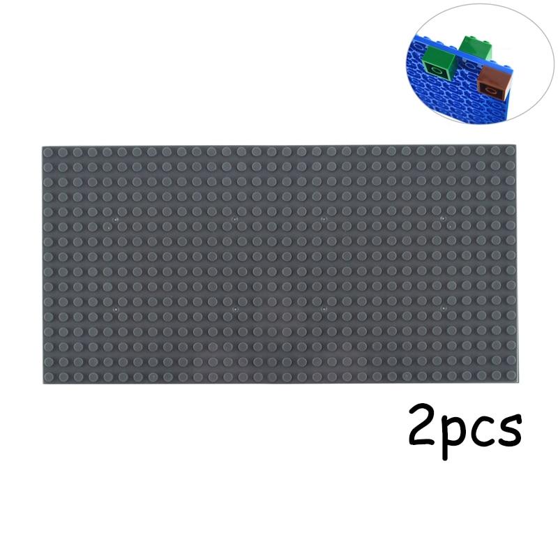 Dark gray 2pcs