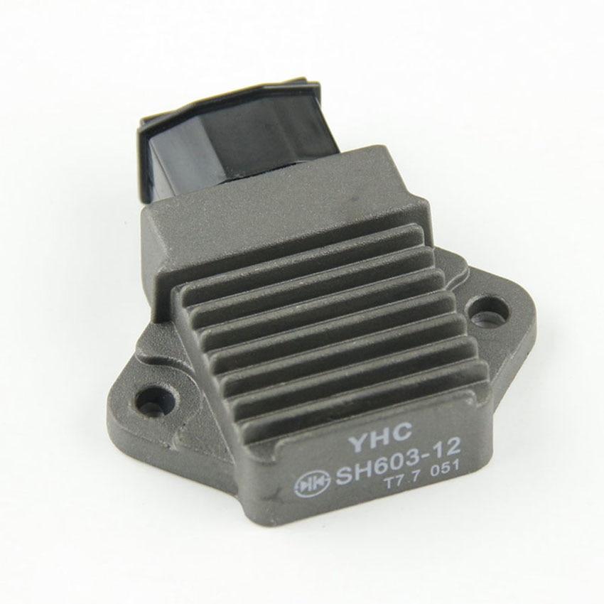 voltage regulator rectifier for HONDA PC800 VTR1000 NT400 VT250 FES250 Shadow750 VT750 NSR250 VFR400 RVF400 NC35 VFR750 VTR250