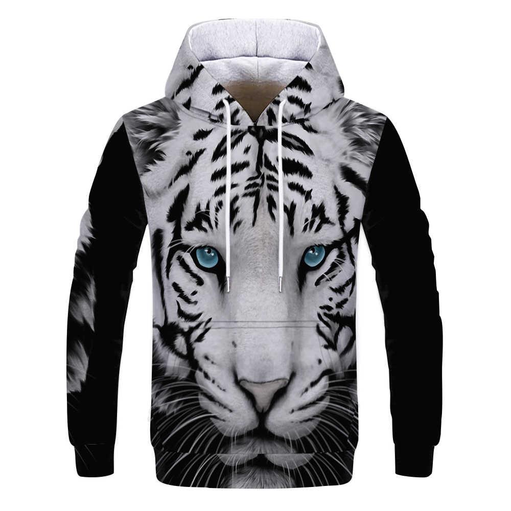 늑대 스웨터 후드 자켓 남성 여성 가을 겨울 후드 3d 브랜드 남성 긴 소매 tracksuit 캐주얼 풀오버 플러스 크기