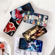 Luminous Naruto's Phone covers for iPhone