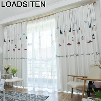 Bedroom Na Okno Firanki Infantil Perde Firany Visillos For Living Room Rideaux Pour Le Salon De Luxo Para Sala Cortinas Curtains