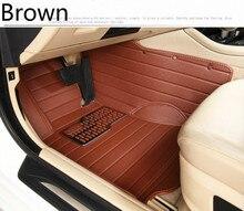цена на All Surrounded Rugs Durable Special Car Floor Mats for BMW 6/7 SERIES 730li 740li 750li 760li 530li 540li  Most Models