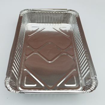 5/10/20xAluminum Foil BBQ Grease Pans Weber Drip Pans Disposable BBQ Grease Pan недорого