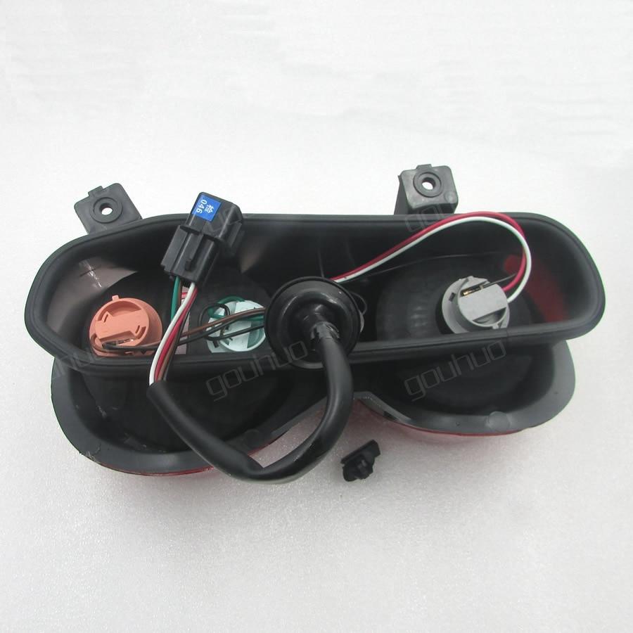 işıqsız arxa kombinasiya lampası, geri dönən işıqlar Great - Avtomobil işıqları - Fotoqrafiya 6