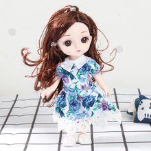 16 cm Doll Girl Toy small size Princess toy birthday gift valentine's Day gift