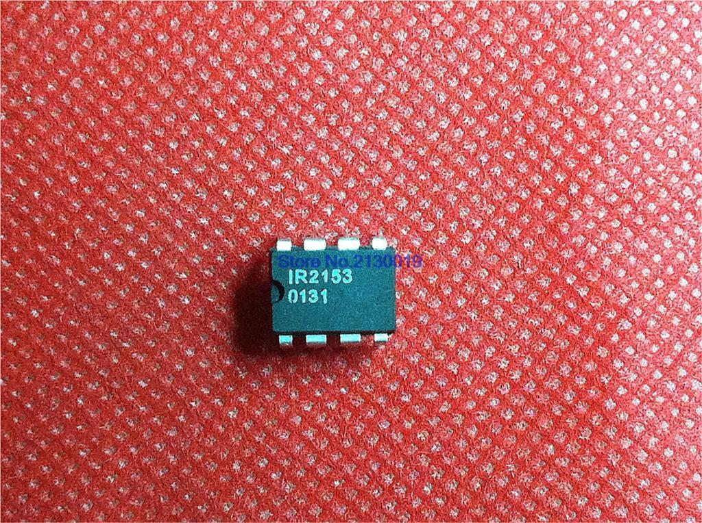 10pcs/lot IR2153 IR2153PBF IR2153D DIP-8 In Stock