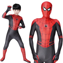 DM 2019 new Spider-Man plays Heroes Expedition Siamese Tights Child Anime Character Cosplay Plays Costume