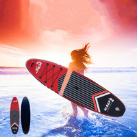 Surfboard Sup Board Inflatable Stand Up Surfing Paddle Surf Board Water Sports Aqua Marina Wakeboard Paddleboard Accessories