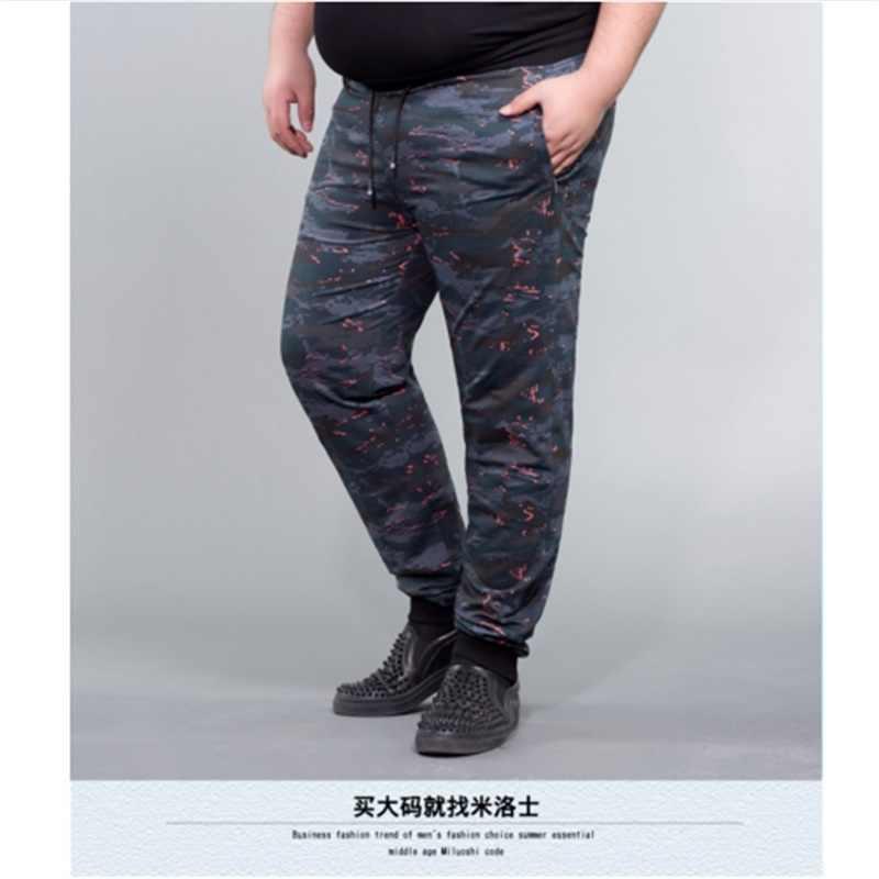 Männer Camouflage Sweats Hosen Männer Jogger Trainingsanzug Böden Army Military Camo Drucken Beiläufige Baumwolle Jogginghose Hosen Männlichen