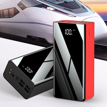 FLOVEME mobile power 50000mah 4 BUS Multiplayer use power