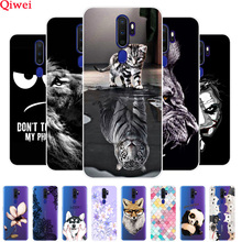 For OPPO A5 2020 Case Clear Bumper Cool