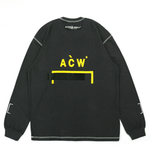 A-COLD-WALL ACW Hoodies Men Women Streetwear High Quality Embroidery Thick Retro Do Old Washed Sweatshirt Hoodie
