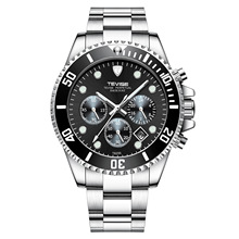 Swiss Luxury Brand Mechanical Automatic Watch Men stainless