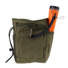 Metal Detector Pouch Bag Digger Supply Waist Detecting Luck Finds Recovery Bag
