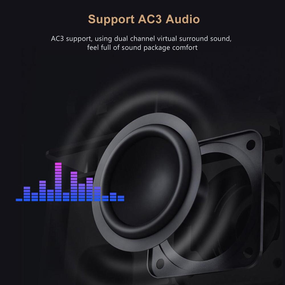 AAO YG620 Full HD Projektor Native 1920x1080 P 3D Proyector YG621 Drahtlose WiFi Multi Bildschirm HDMI VGA USB Mini Home Theater - 5