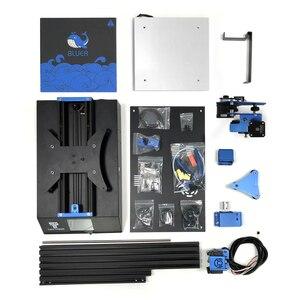 Image 5 - Twotrees 3D מדפסת כחולים יותר 230*230*280mm מקצועי DIY הדפסה כוח כישלון הדפסה חממה I3 מדפסת עם BMG מכבש