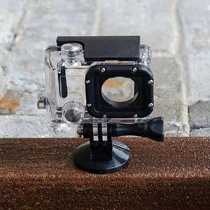 Image 2 - Universele Magneet Metalen Statief Mount Adapter Magnetische Houder Voor Gopro Hero5 4 3 + Sjcam Sj400 Xiaomi Yi 4K cam Accessoires