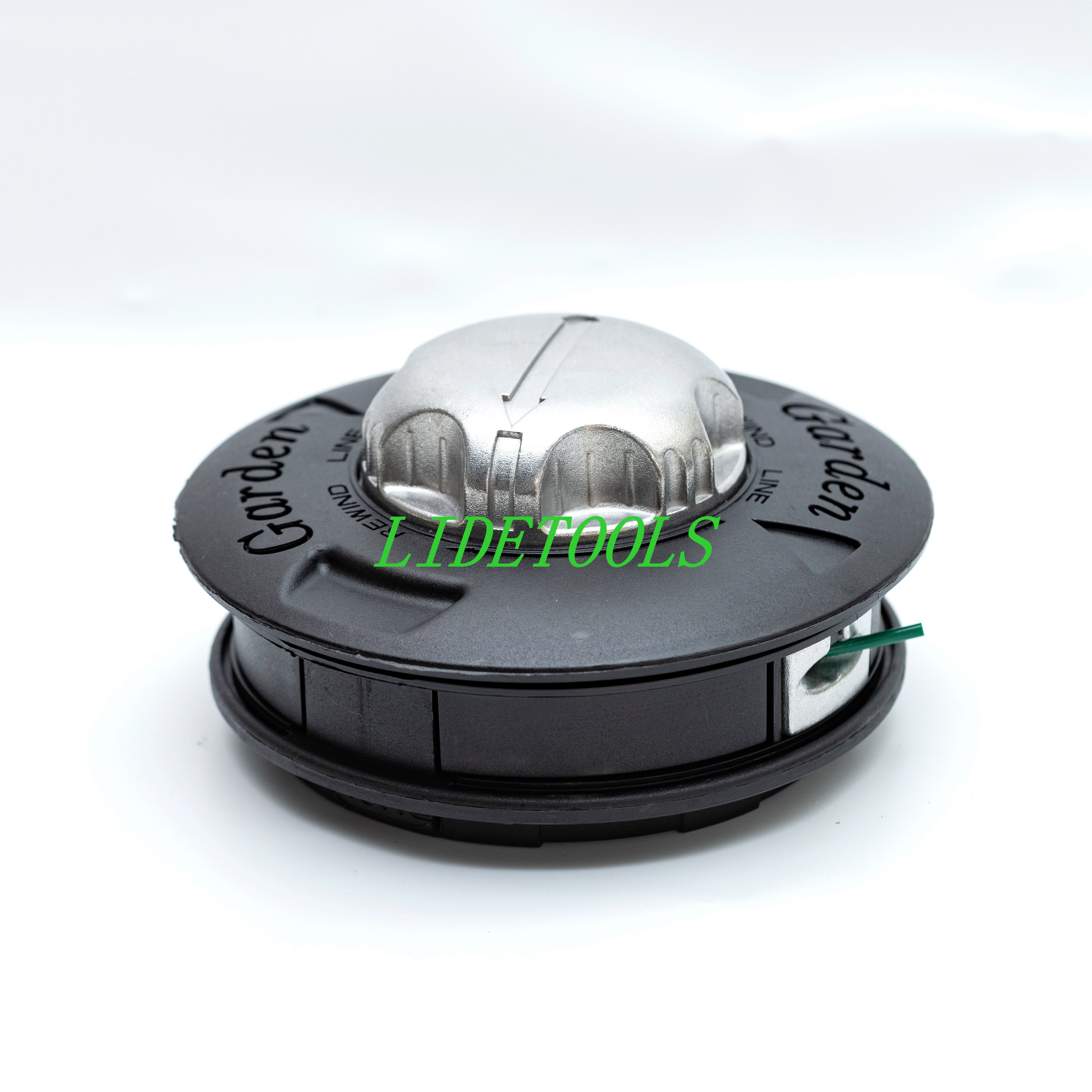 New Model Aluminum Trimmer Head Bump Feed Trimmer Head For Grass Trimmer,brush Cutter ,lawn Mower,replacement Parts