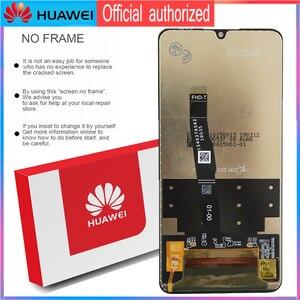 Image 5 - Originele 6.15 Display Met Frame Vervanging Voor Huawei P30 Lite Nova 4e Lcd Touch Screen Digitizer Vergadering MAR LX1 LX2 AL01