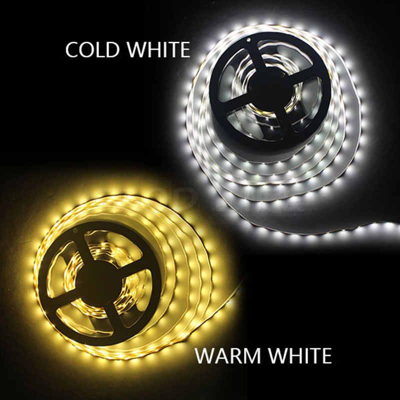 LED Strip IP67 Waterdichte SMD2835 dc12V led strip flexibele light 60 leds/m 1M 2M 3M 4M 5M Indoor Outdoor rgb Led strip